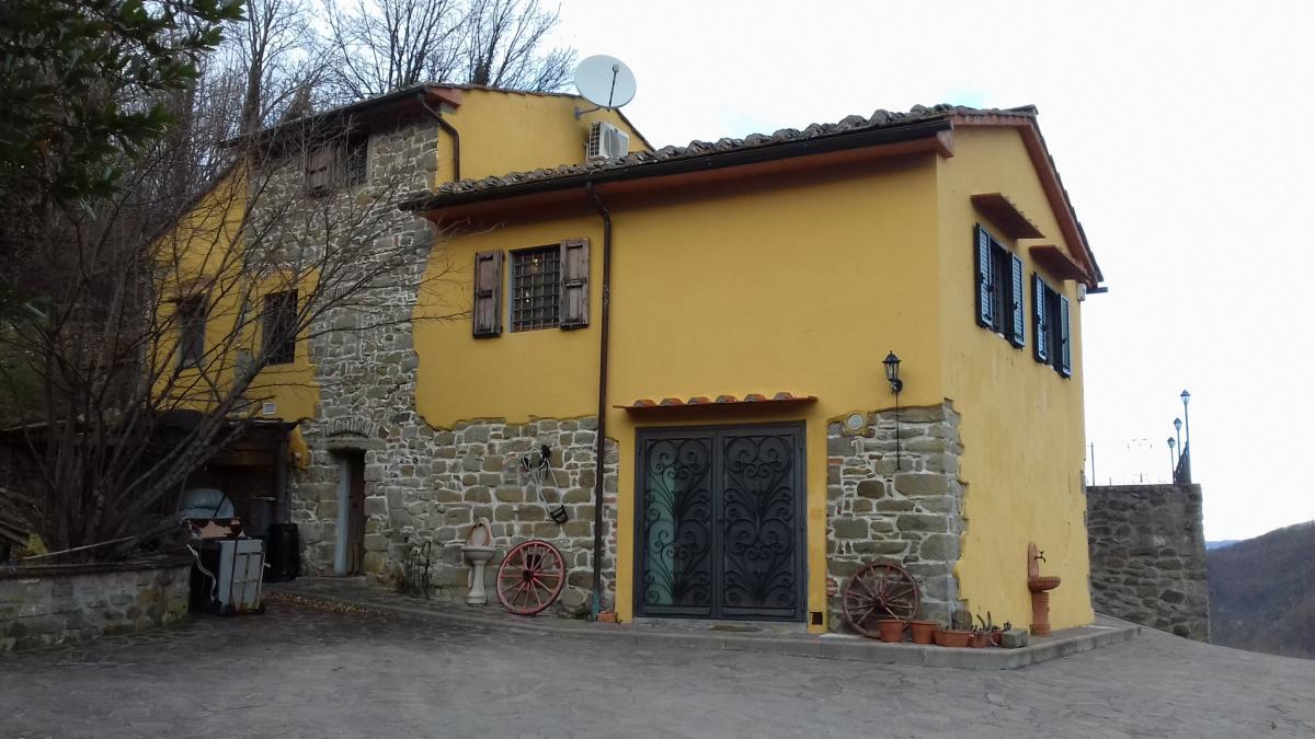 cerca Borgo San Lorenzo  TERRATETTO VENDITA